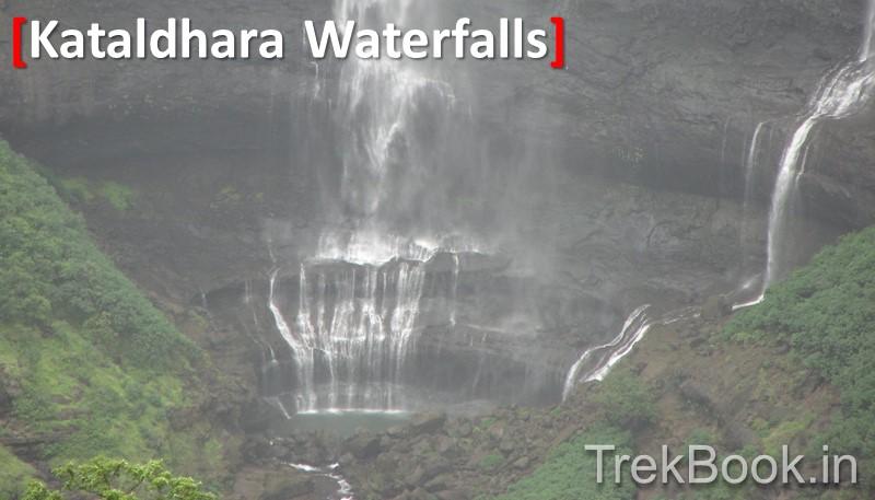 Kataldhara Waterfalls rajmachi lonavala