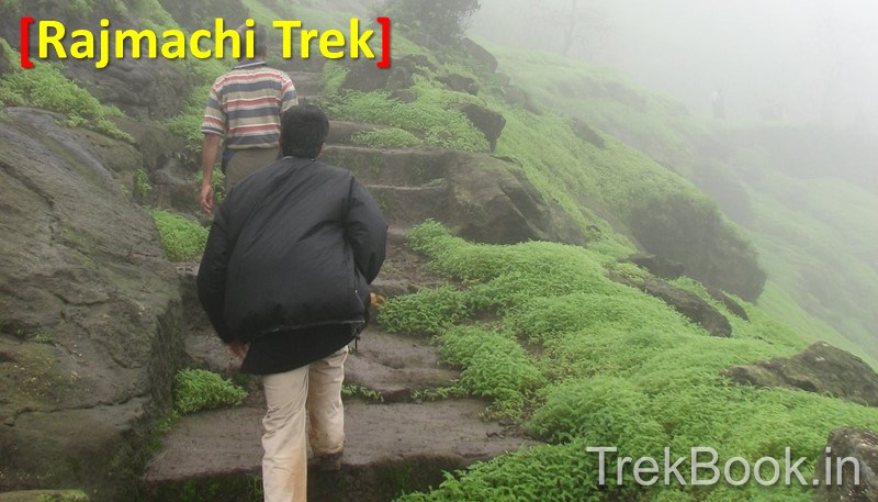 trek to rajmachi lonavala