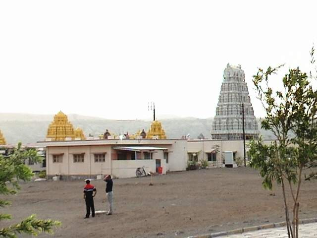 Prati Balaji Temple Narayanpur