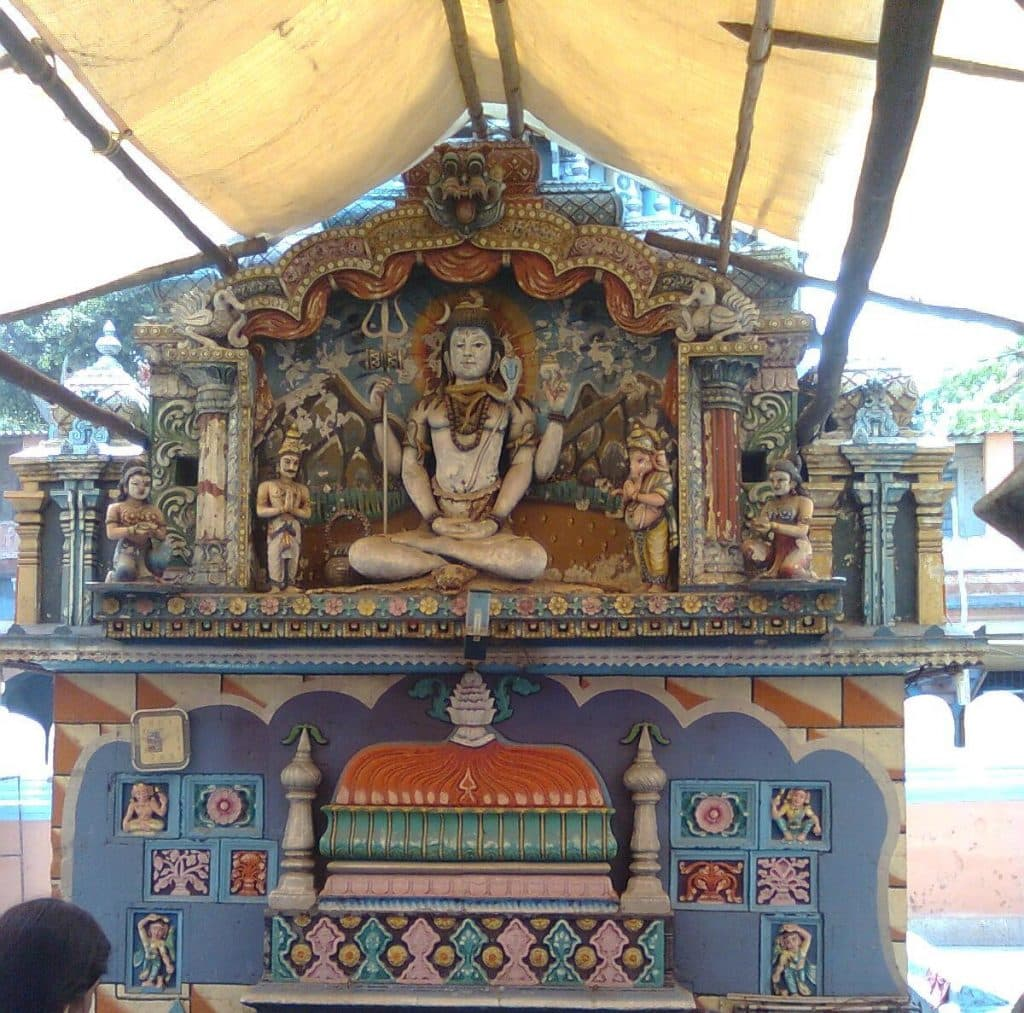 Temple of lord Veerbhadra