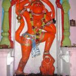 Veer Maruti (Hanuman) of Chaphal