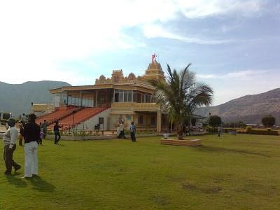 Panduranga Kshetra Hadshi Temple mulshi Pune