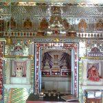 Paras Darshan Beautiful Jain temple at Chanera, Konkan