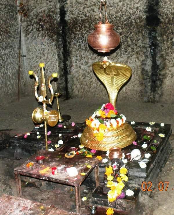 Ghoradeshwar temple