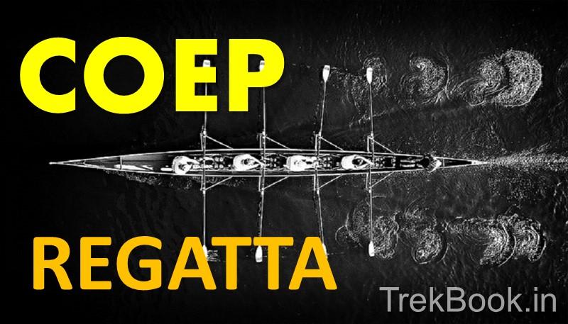 COEP Regatta date