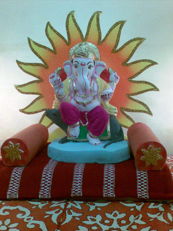 eco friendly home ganesha