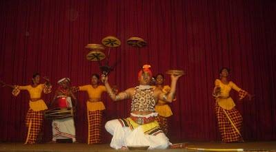 Kandy - Srilanka cultural show