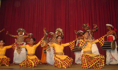 Kandy - The Srilankan cultural show