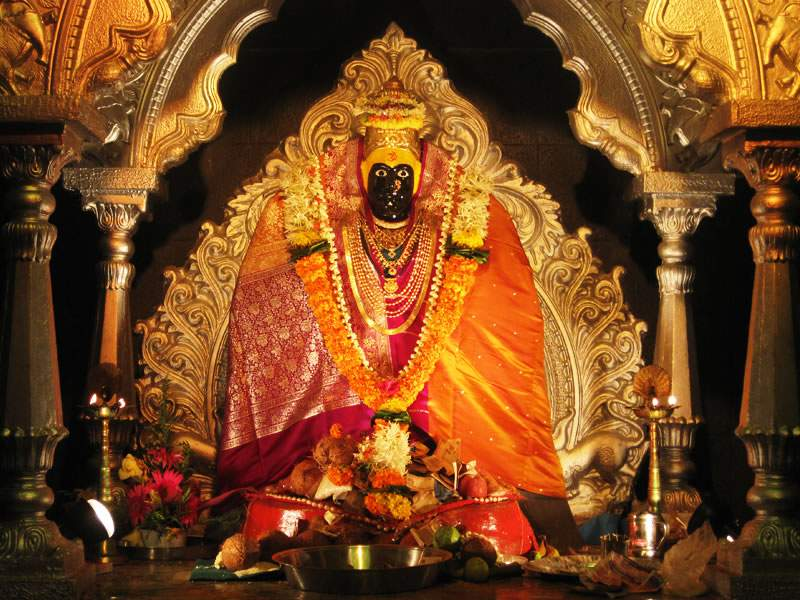 Tuljapur - Shree Tulja Bhavani Temple
