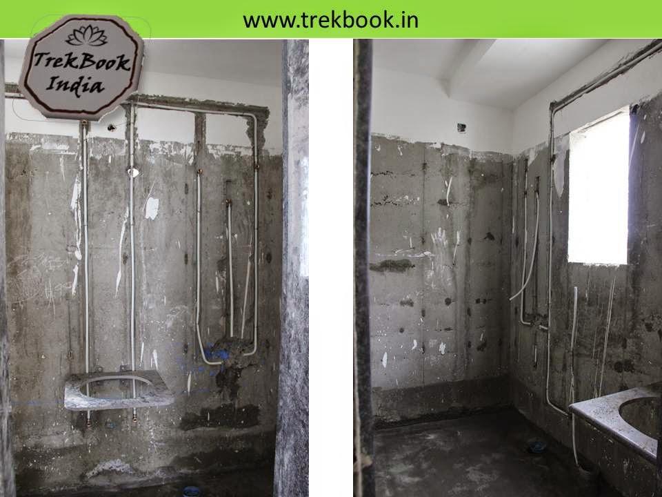 incomplete construction by kolte patil builder