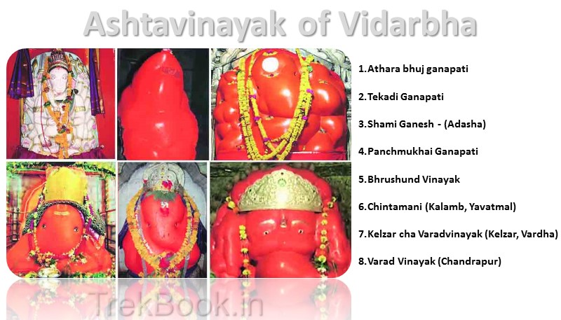 Ashtavinayak of Vidarbha
