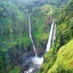 thoseghar waterfall valley