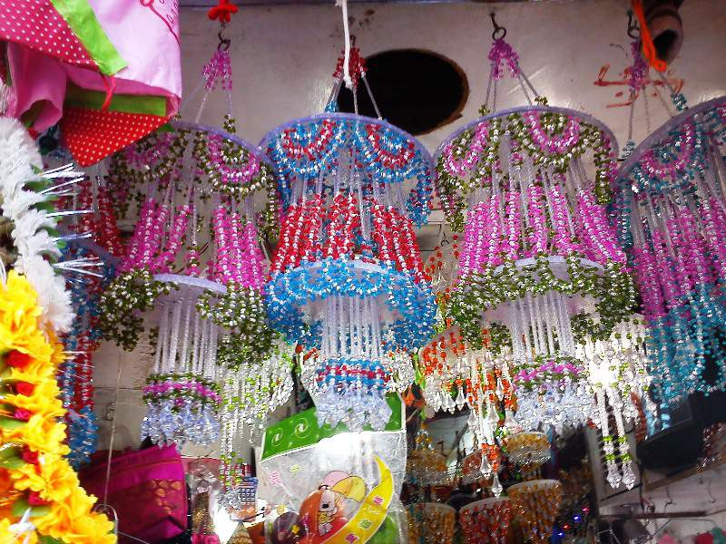 home decoration items tulsi baug