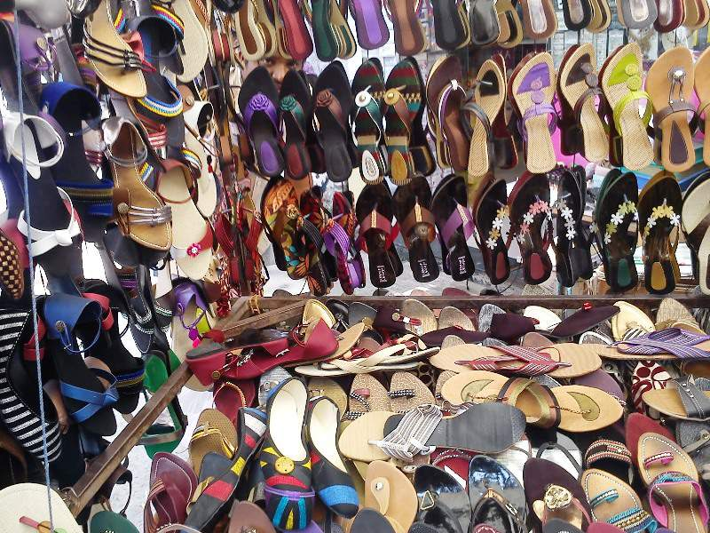 tulsi baug ladies footware