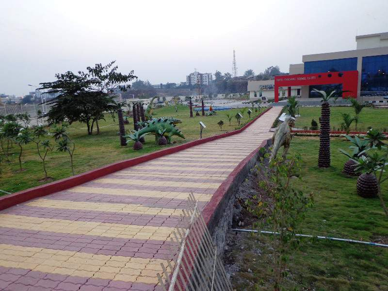 Science Park PCMC entrance