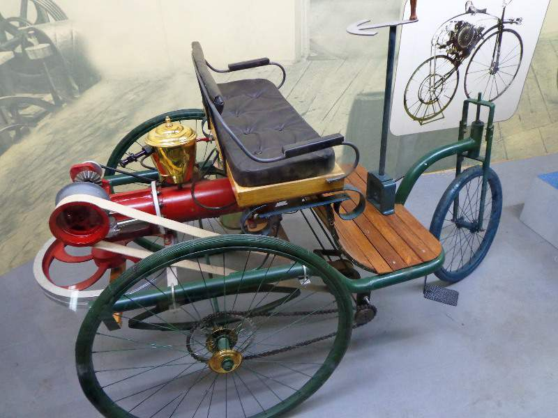 science park pune cycle car