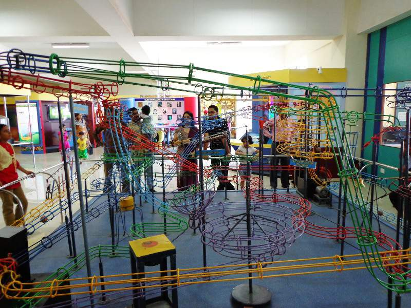 science park chinchwad the ball game