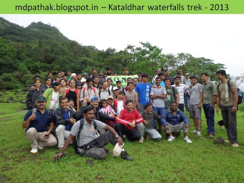 FONA team for kataldhar trek