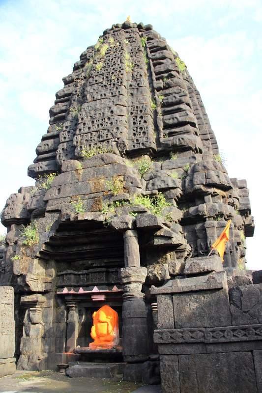 Ganesha temple harishchandragad