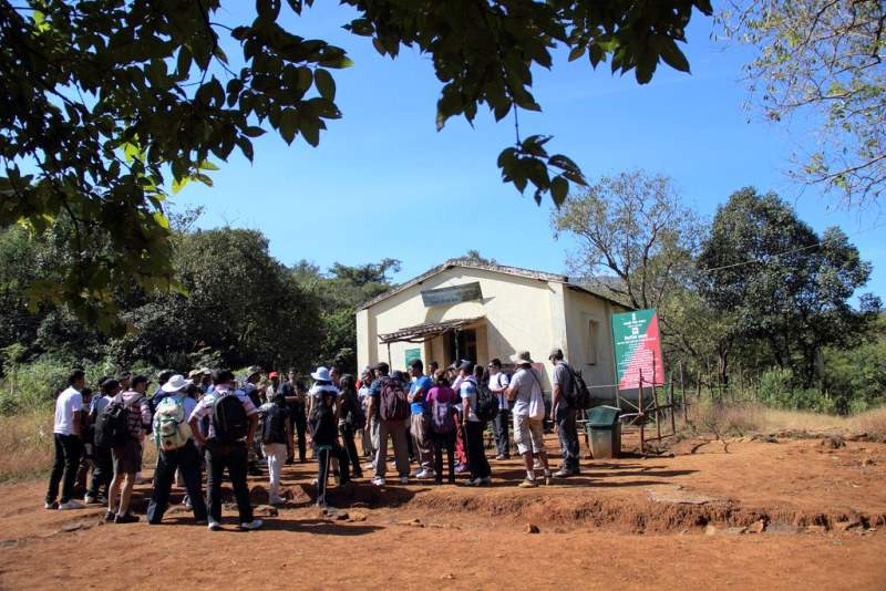 Forest office of Vasota foothill