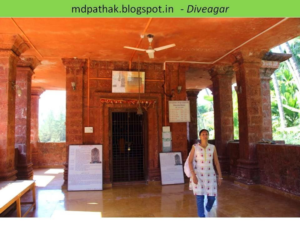 Rupnarayan Temple dive agar gabhara