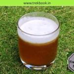 kairiche panhe unripe raw Mango Juice