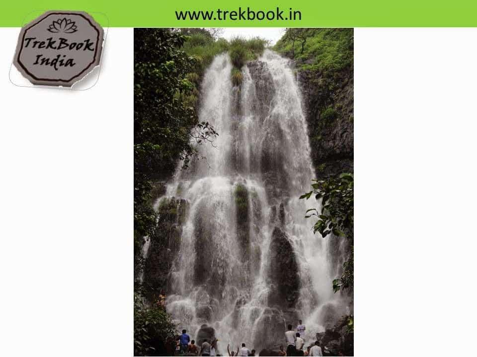 Amboli waterfall - Kolhapur