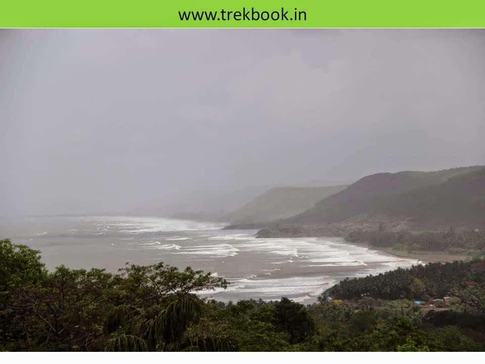 Parshuram Bhumi Burondi Dapoli sea view