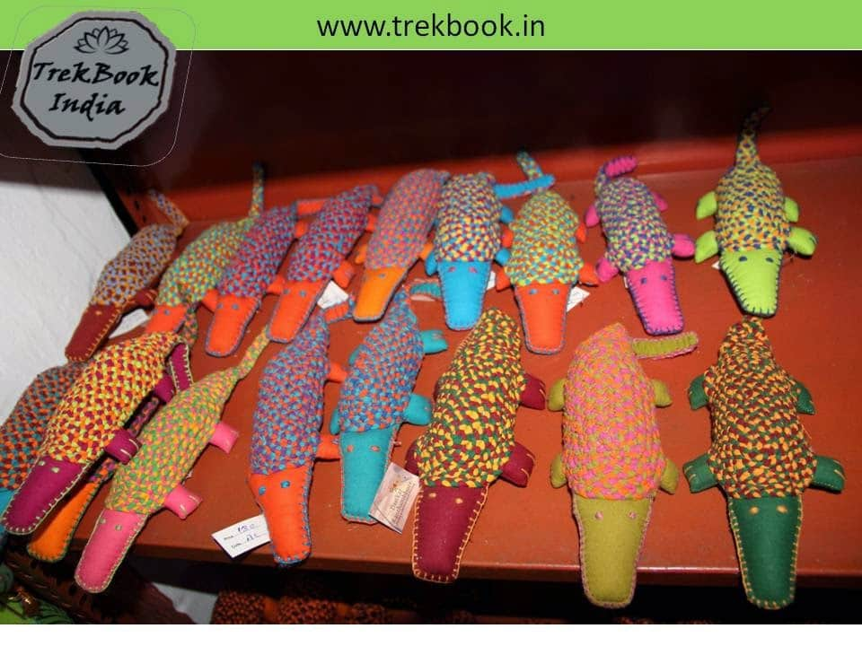 souvenir DASTKAR's Ranthambore India