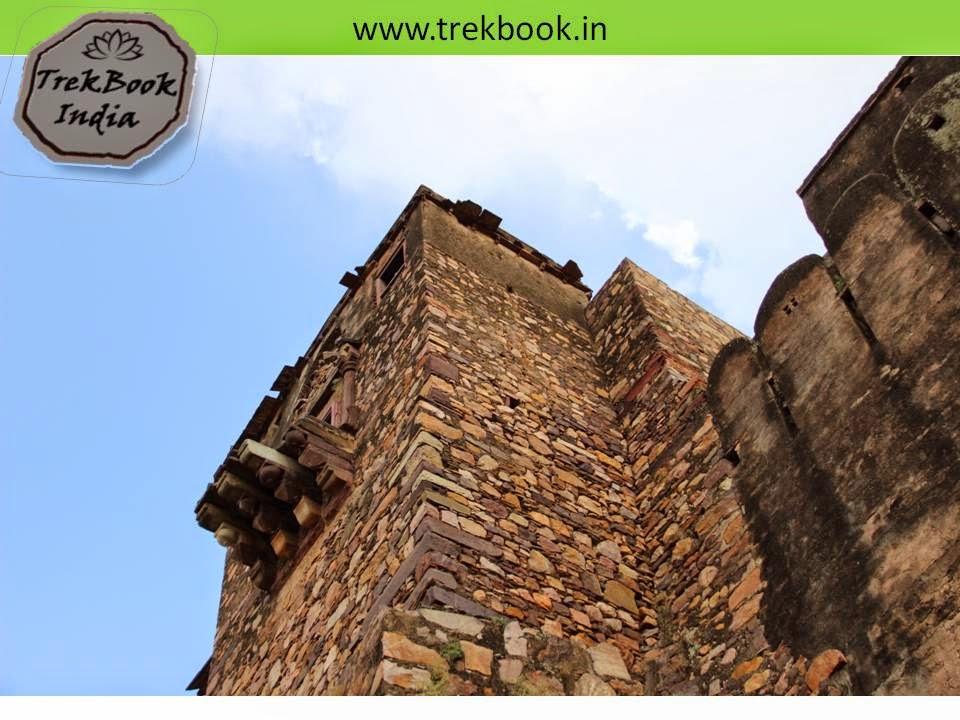 Fort Ranthambore Rajasthan india