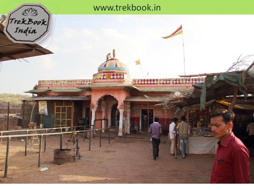 Tri-Netri Ganesha fort ranthambore india