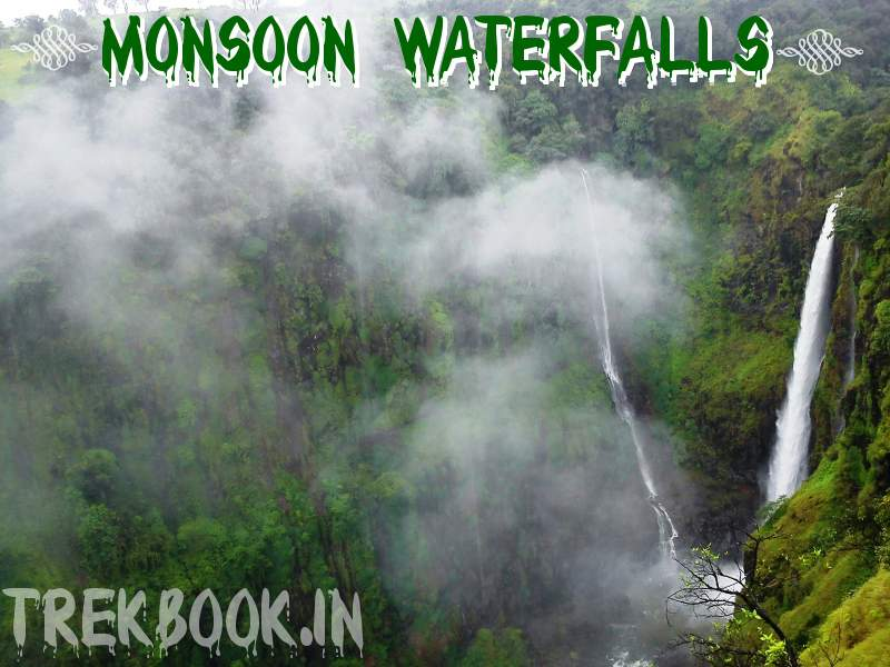 13 Best Waterfalls near Pune & Mumbai