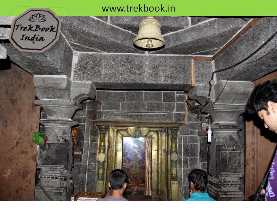garbha graha yamai devi temple
