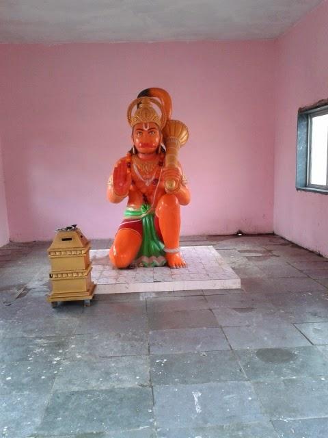 Shri Hanuman temple
