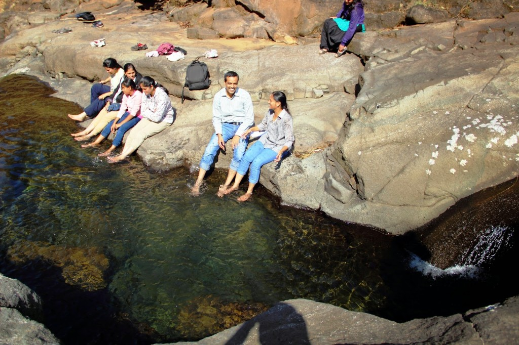 plus valley monsoon trek