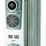 Bajaj Majesty RH 9 Room heater – Product review