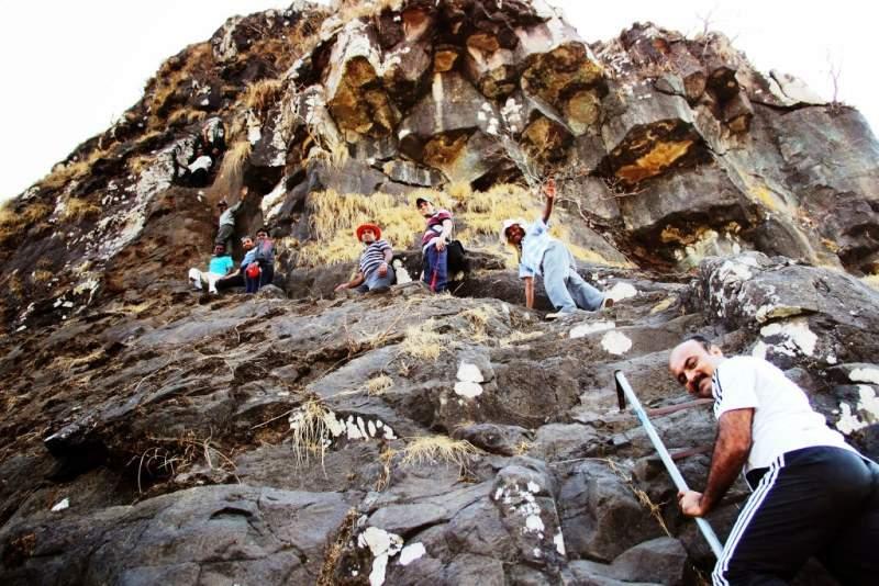 climbing most difficult gorakhgad trek