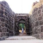 Tiny and tillu fort – Bankot aka Himmatgad aka Fort Victoria