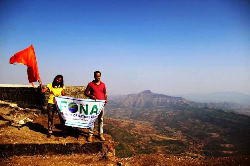 torna and Rajgad