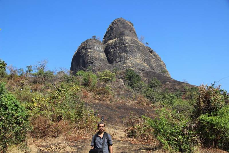 sarasgad trek near Pali