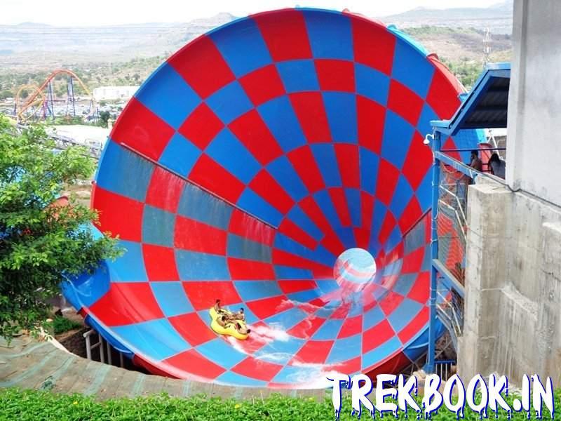 aqua imagica rides india Swirl Whirl
