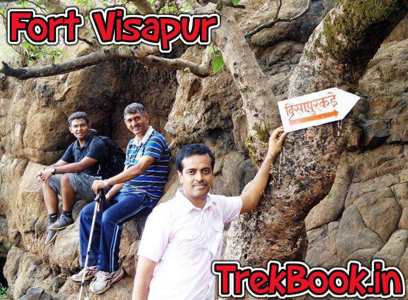 on the way to fort visapur