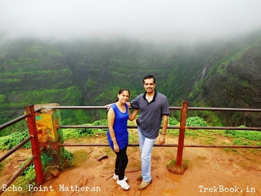 matheran echo point
