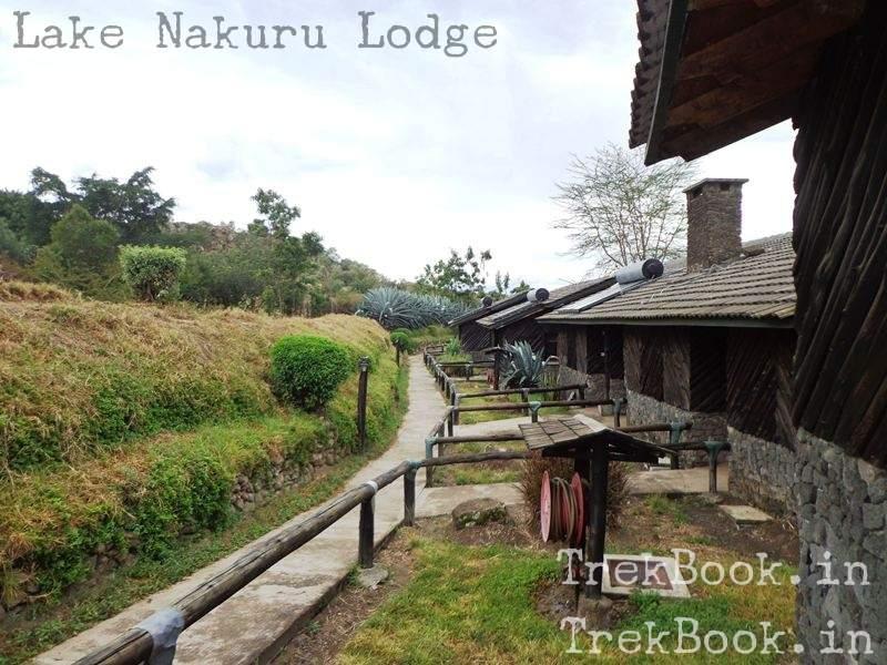 beautiful room view at lake nakaru