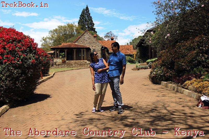 the aberdare country club beautiful ambience