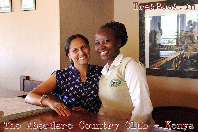 the aberdare country club staff
