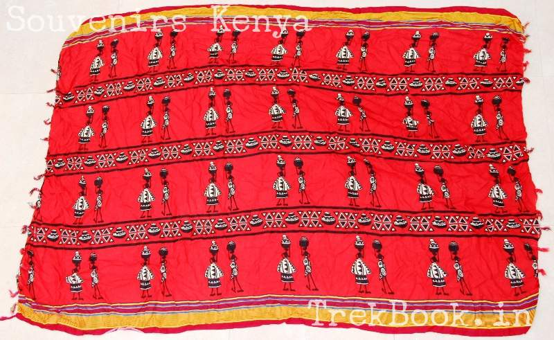 shopping in nairobi for clothes Kikoy scarf
