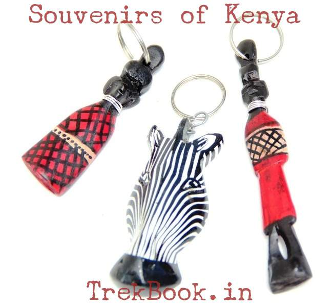 best gifts to take to kenya key chains