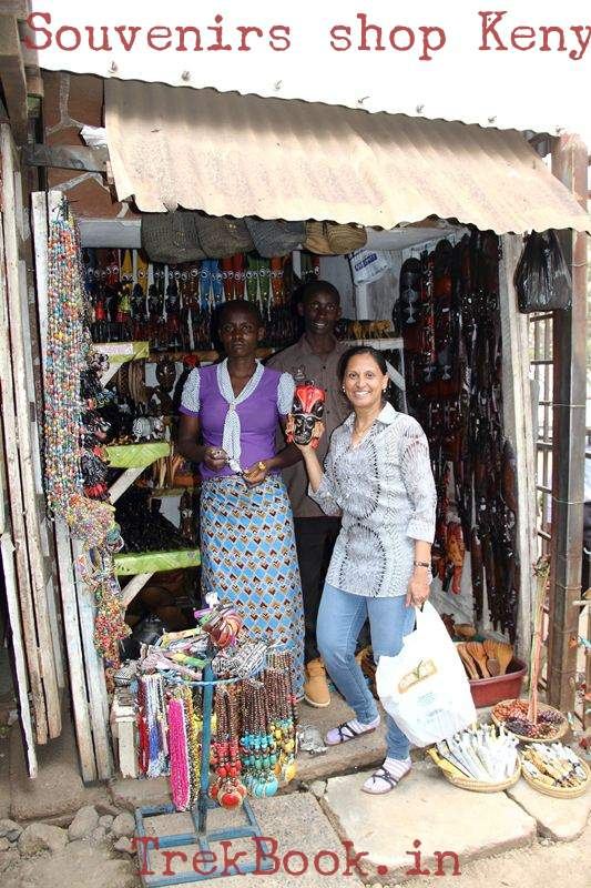 where to buy souvenirs in nairobi