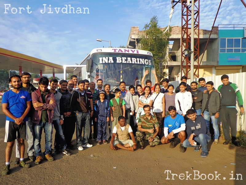 jivdhan trek photo
